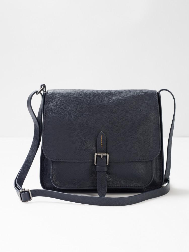 Emma Leather Crossbody