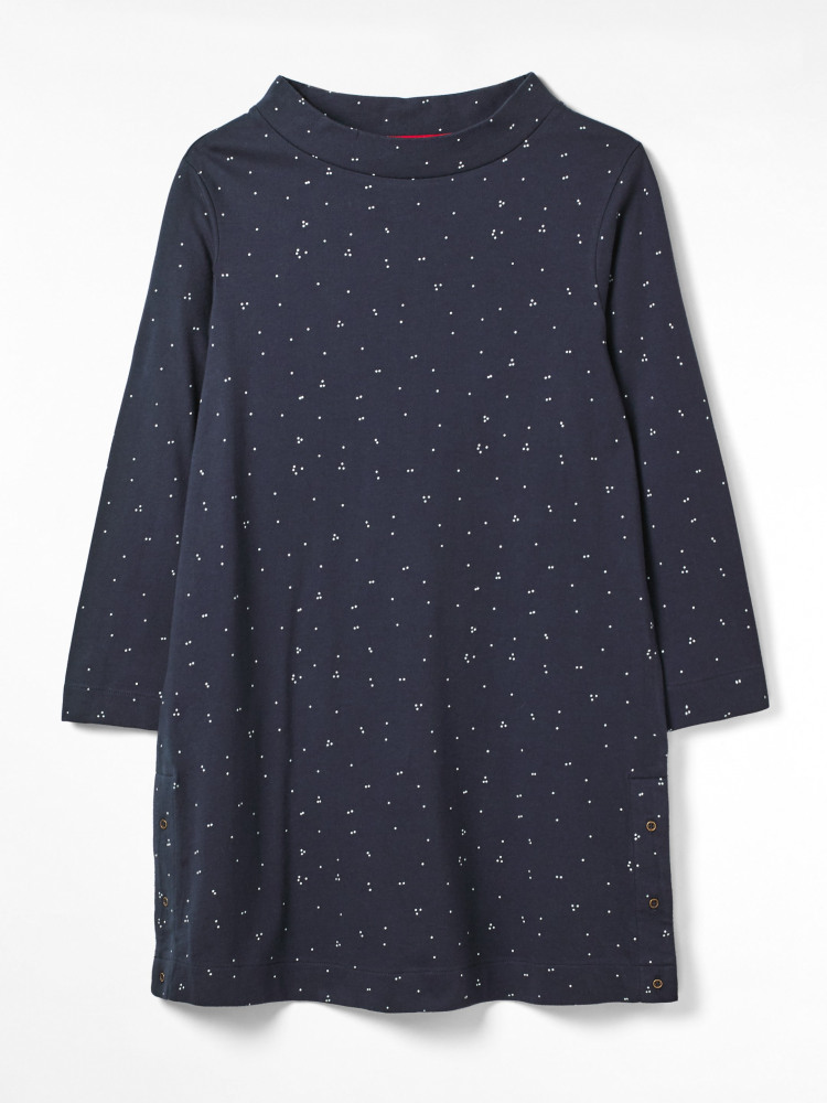 Button Side Tunic