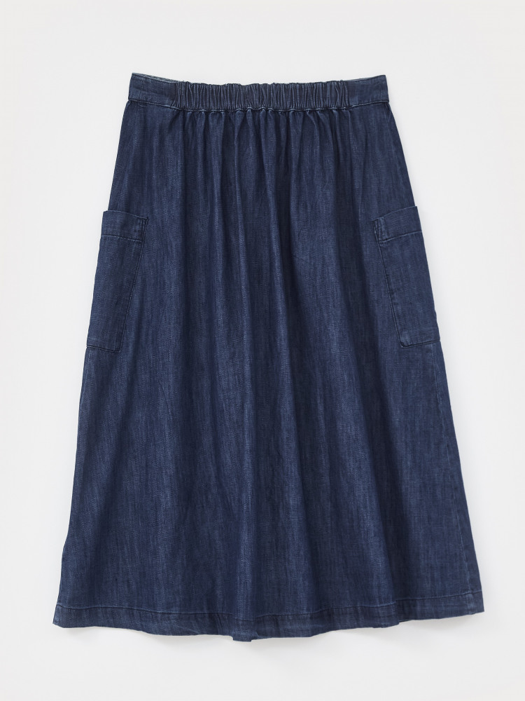 Denim Margarita Skirt