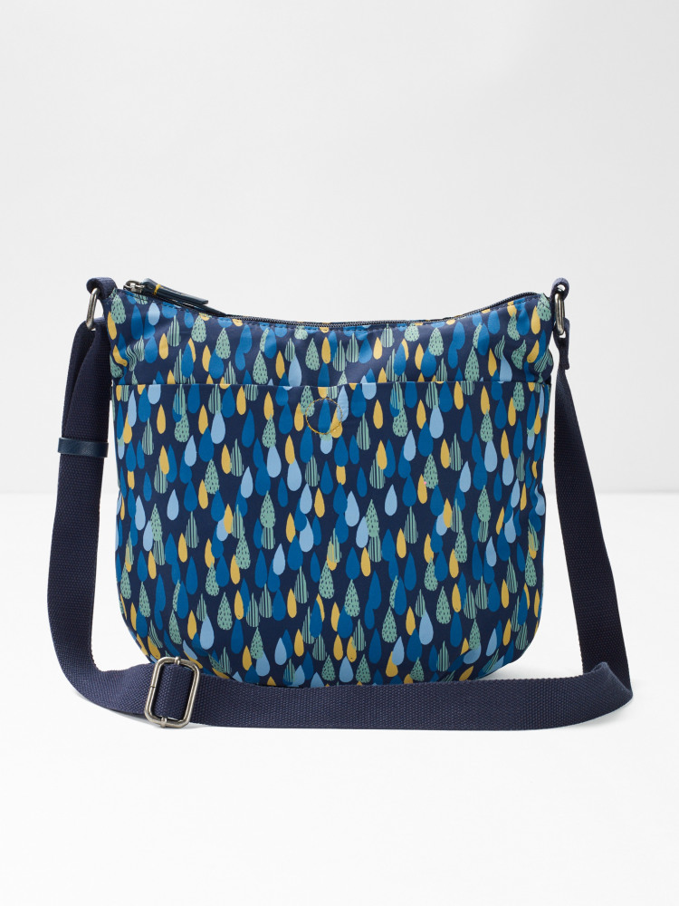 Make A Splash Print Crossbody