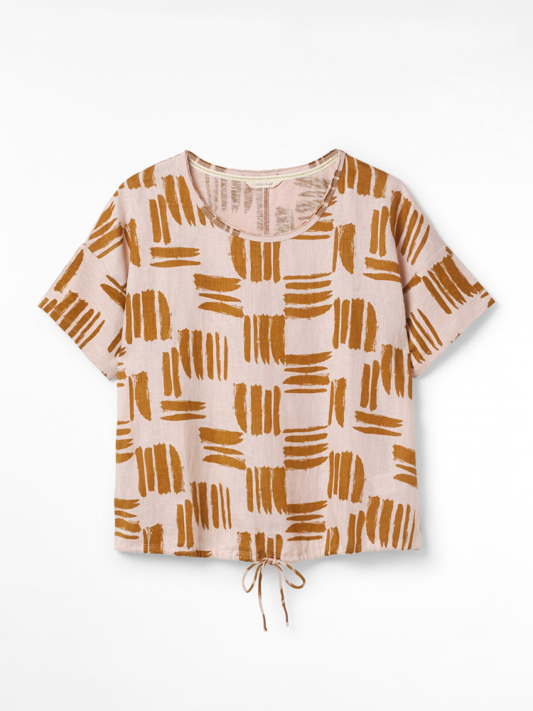 Summer Brush Jersey Tee