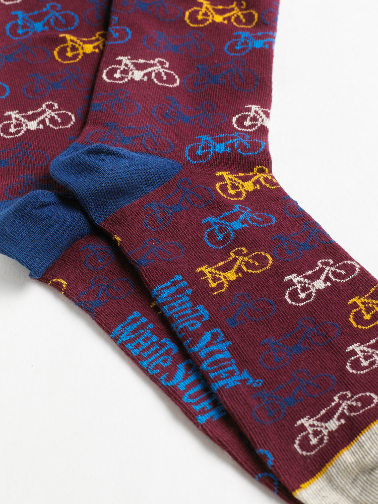On Your Bike Sock