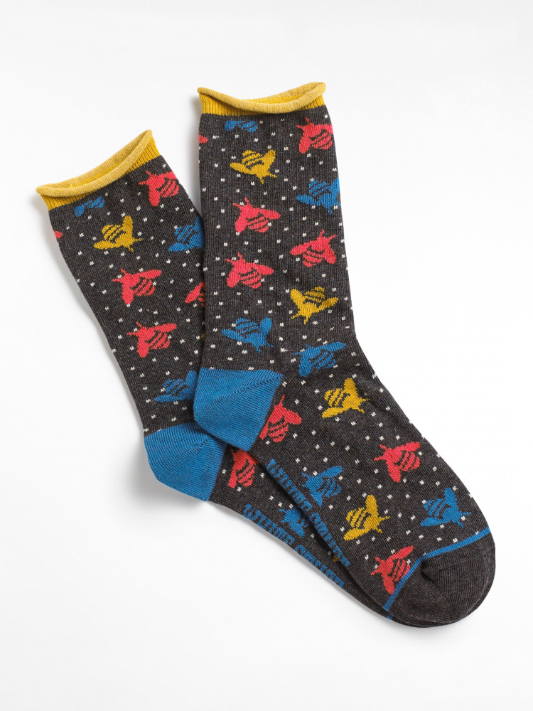 Buzzy Bees Sock