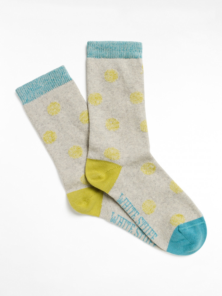 Sofie Spot Marl Sock