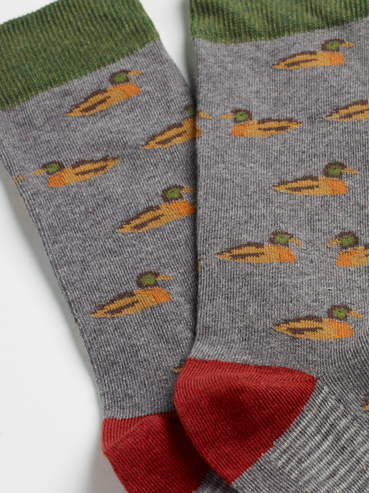 Mallard Sock