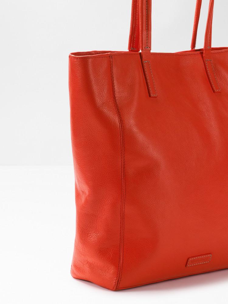Mimi Leather Tote