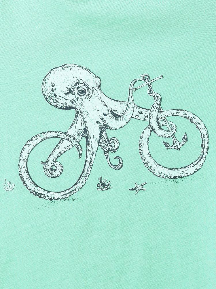 Octobike Jersey Tee