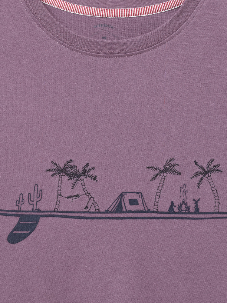 Beach Board Graphic Tee