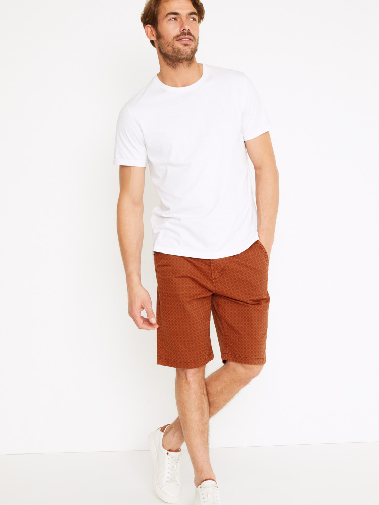 Portland Geo Organic Shorts