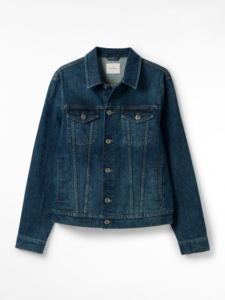 Railroad Denim Jacket