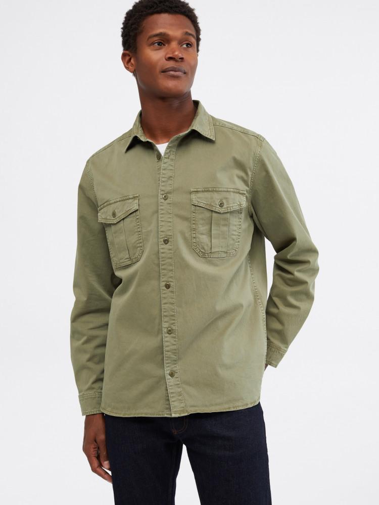 Woodsman Overshirt