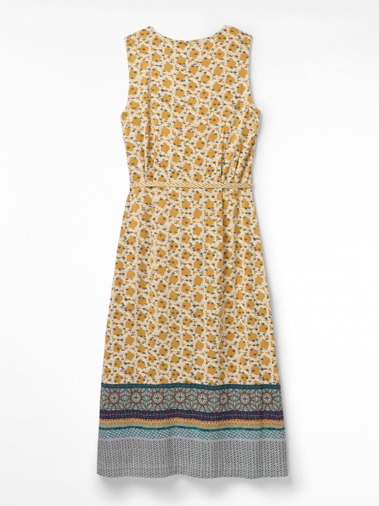 Avery EcoVero Wrap Dress