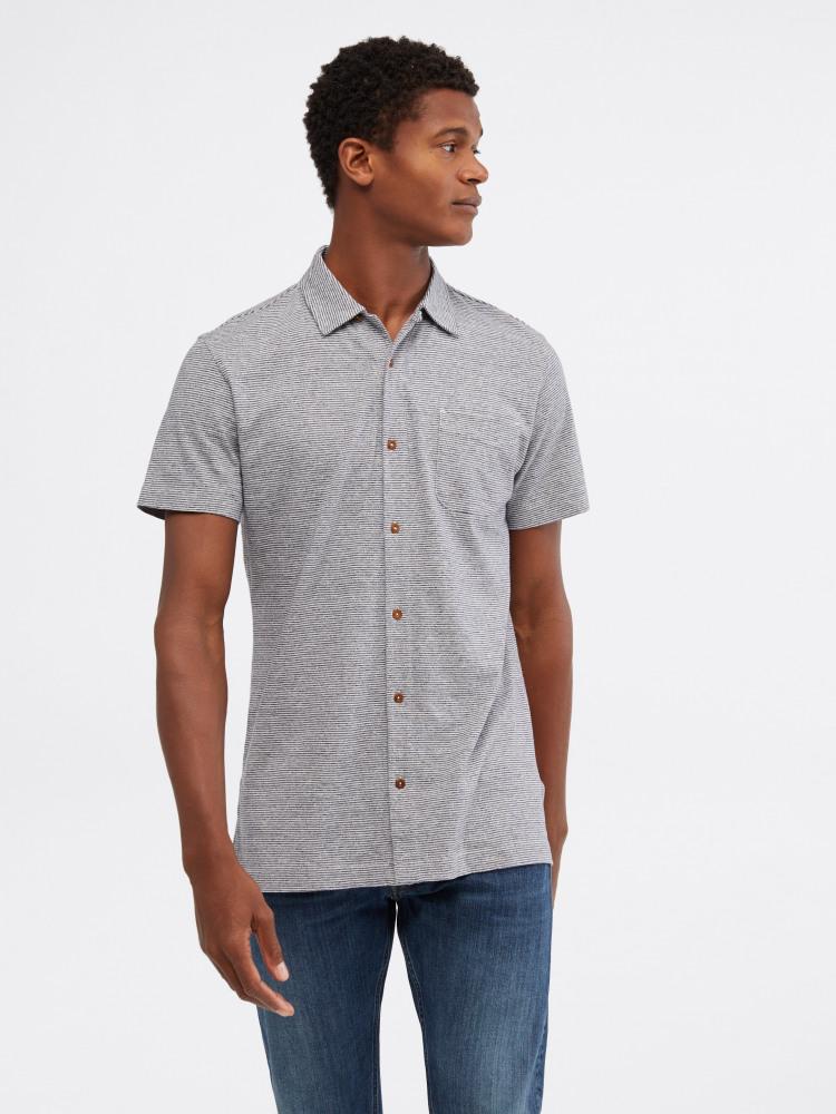 Windle Jersey Stripe Shirt