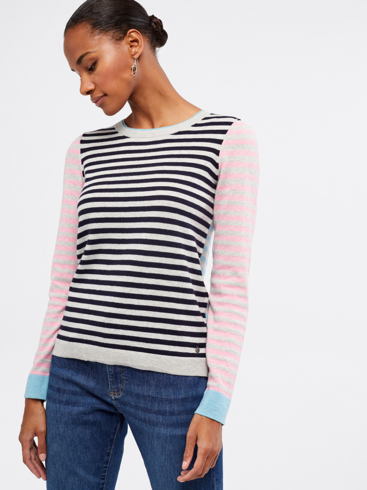 Meadow Stripe Jumper