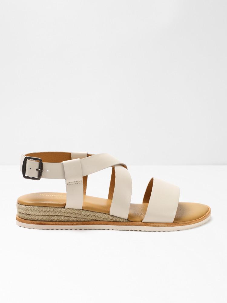 Sofia Jute Mini Wedge Sandal