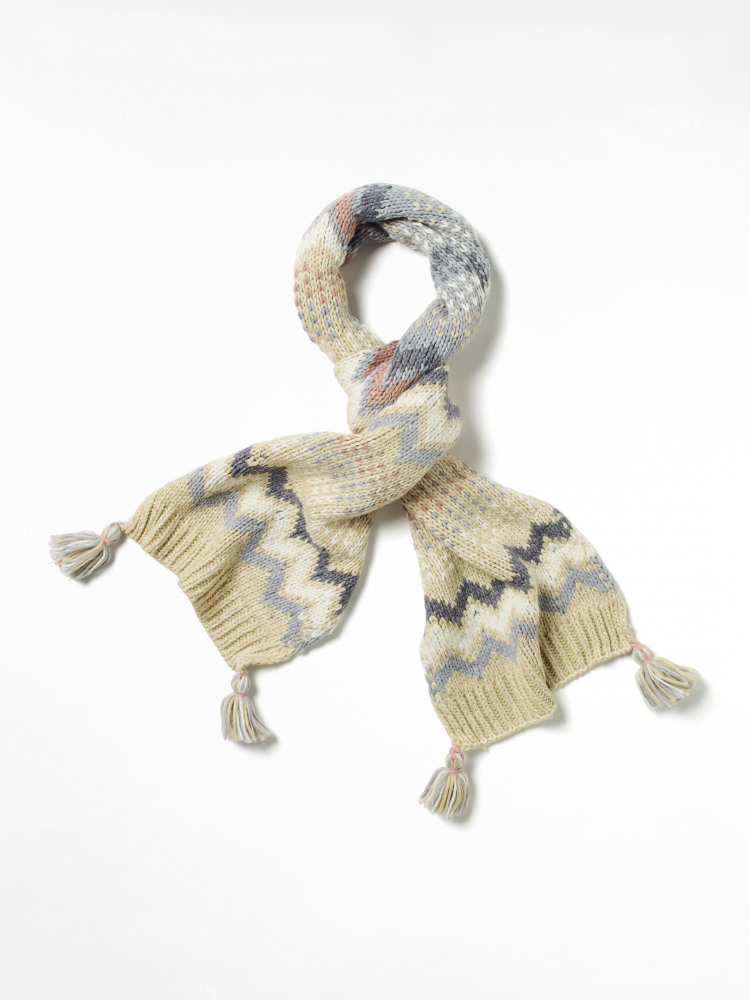 Laurie Chunky Scarf