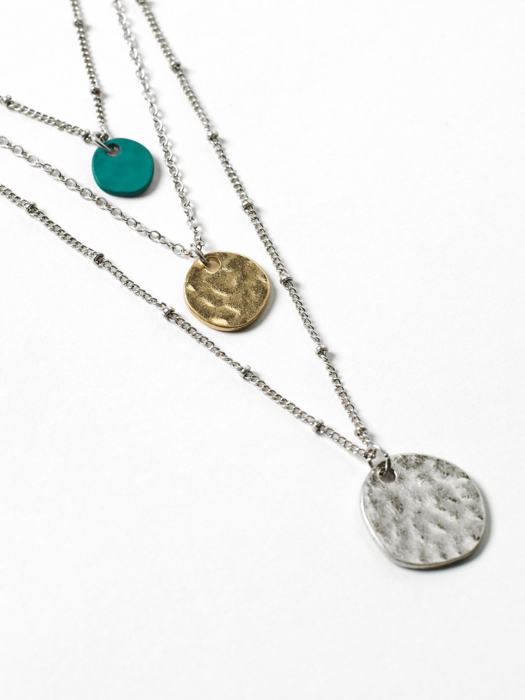 BYO 3 in 1 Layered Necklace