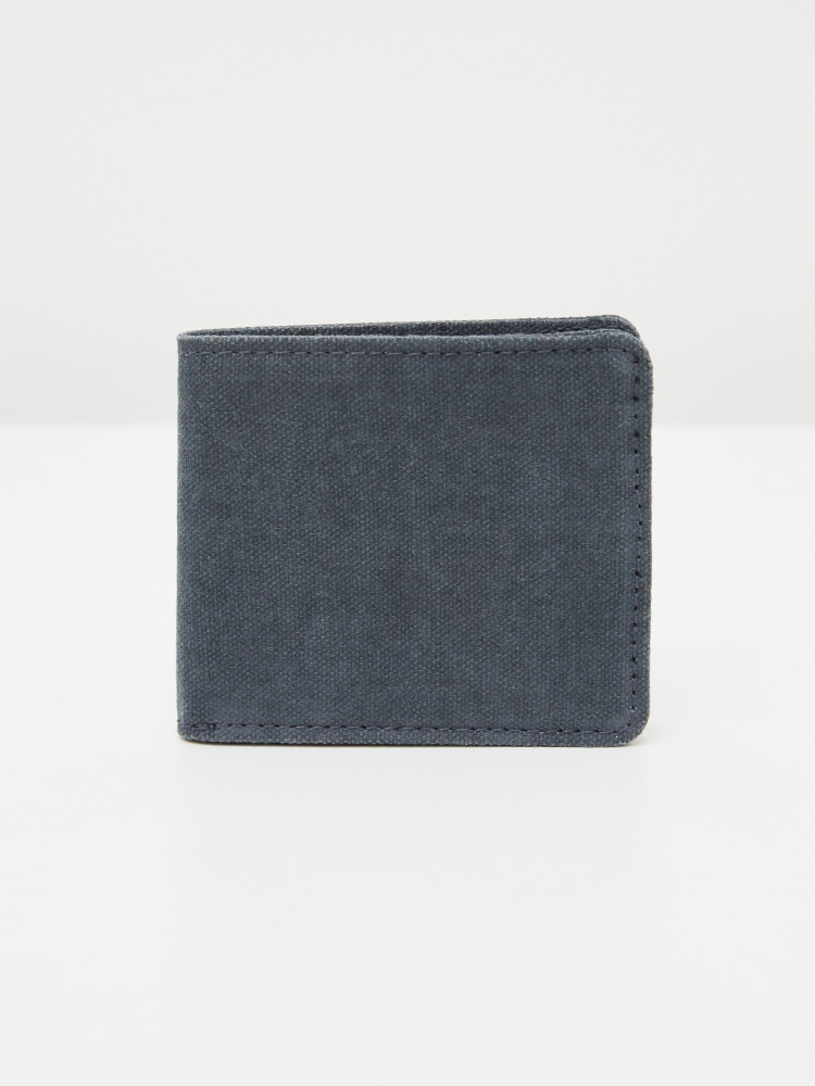Emmet Organic Cotton Wallet
