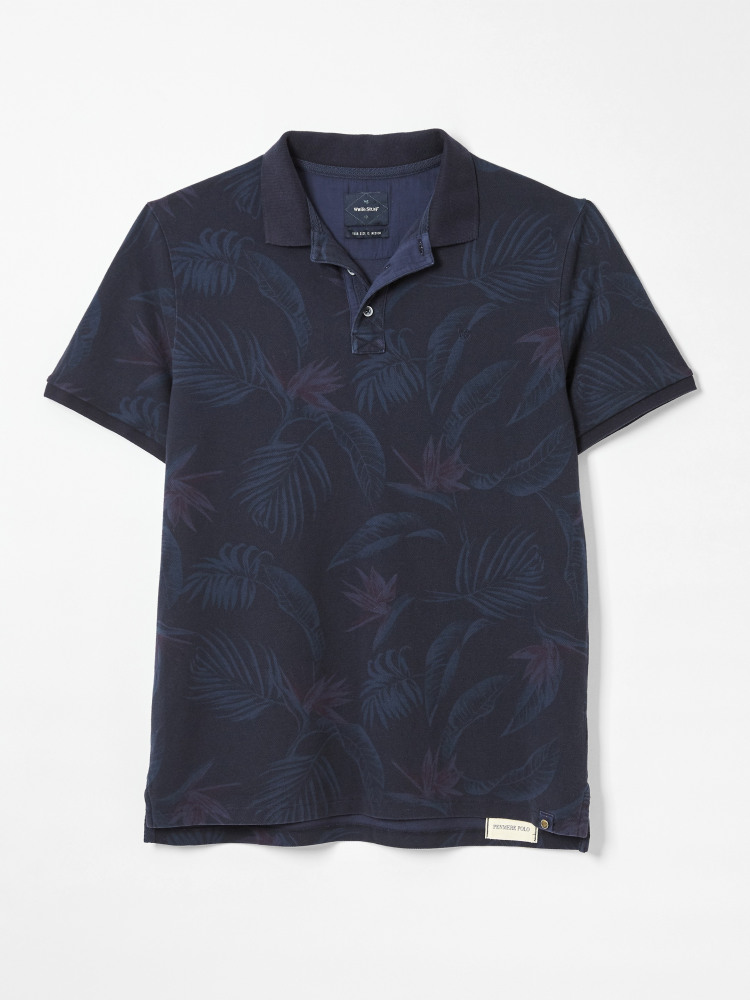 Penmere Printed Polo