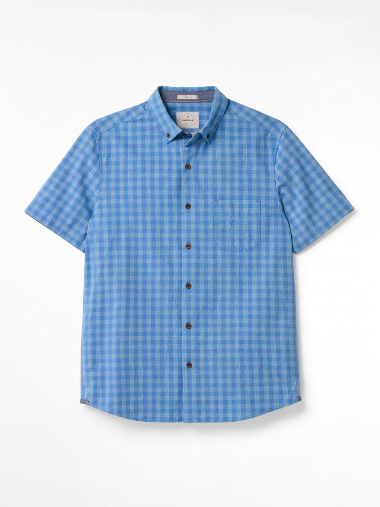 Grindle Gingham Check Shirt