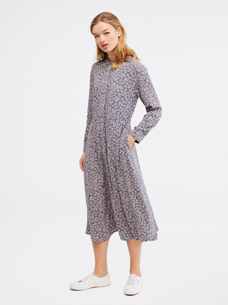 Rua Shirt Dress