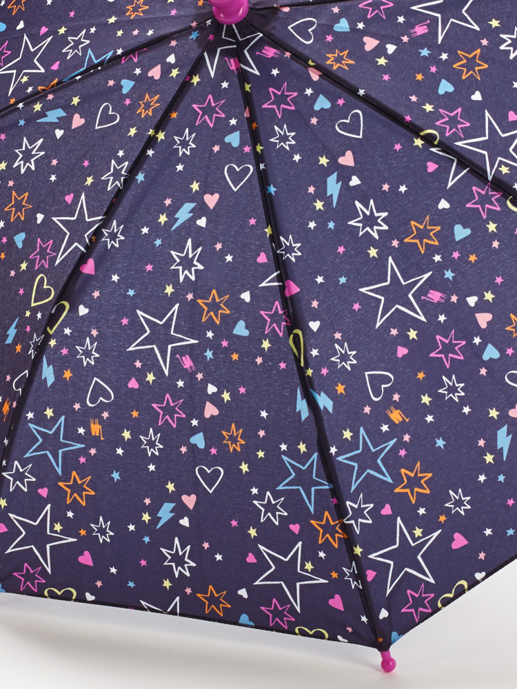 Stars in the Rain Umbrella