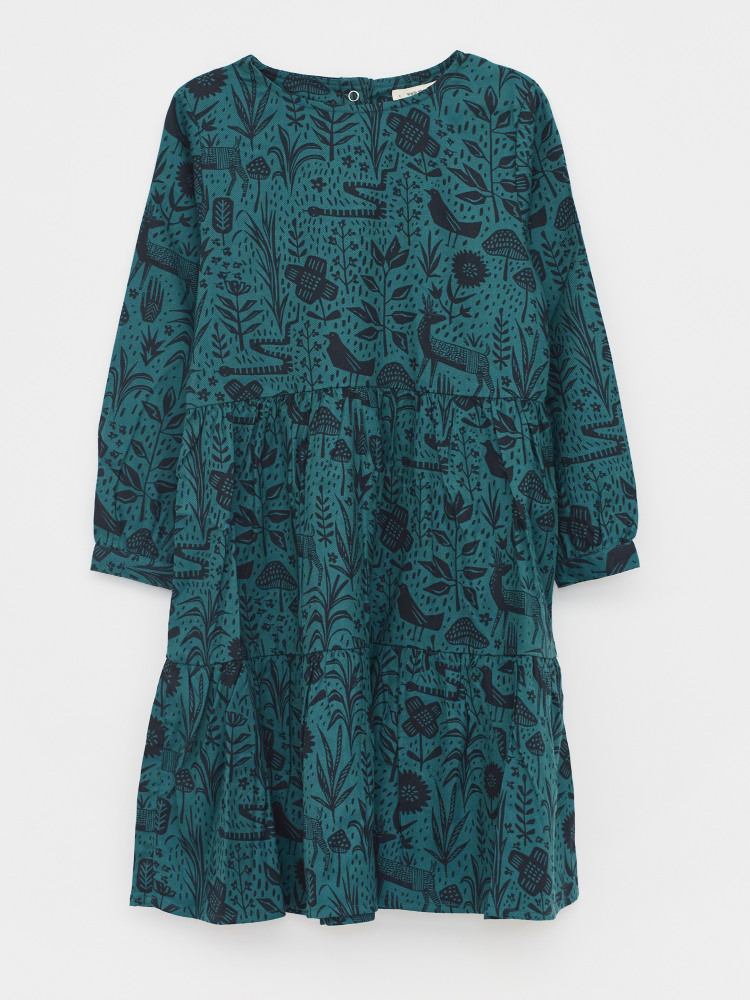 Woodland Gathering Midi Dress
