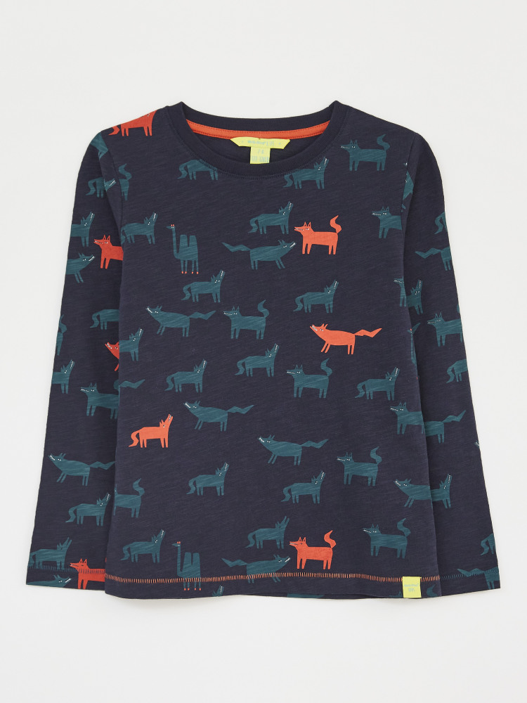 Howling Wolves Jersey Tee