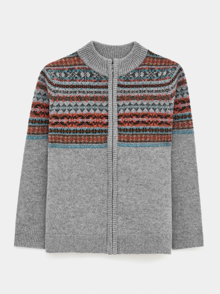 Mini Me Ingleton Knit Jumper