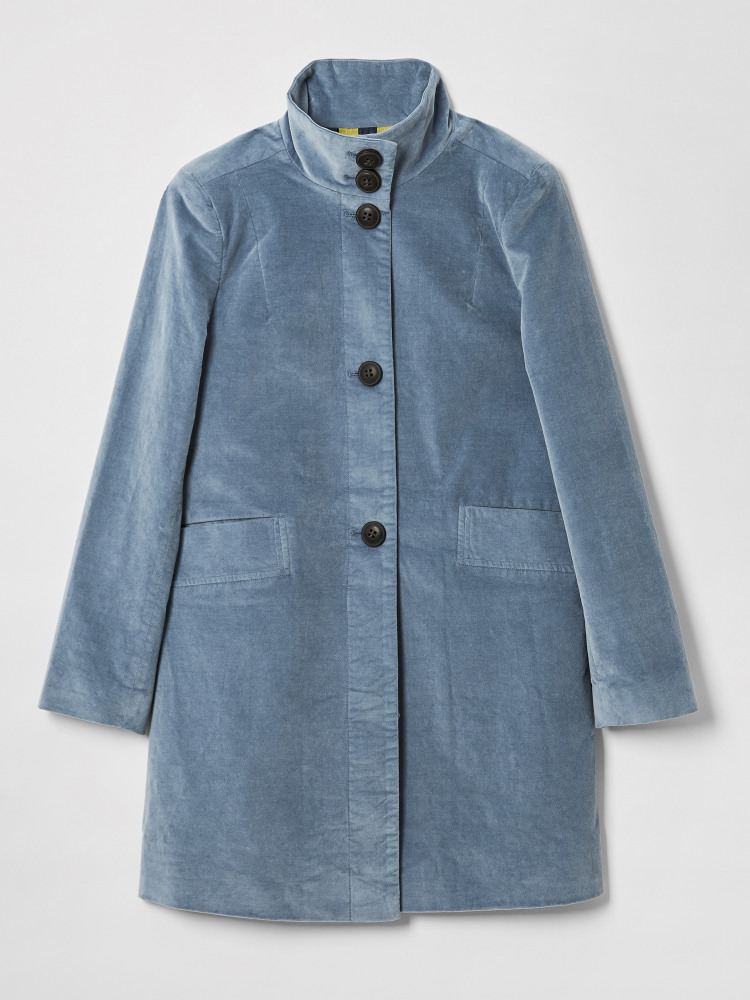 Kenley Velvet Coat