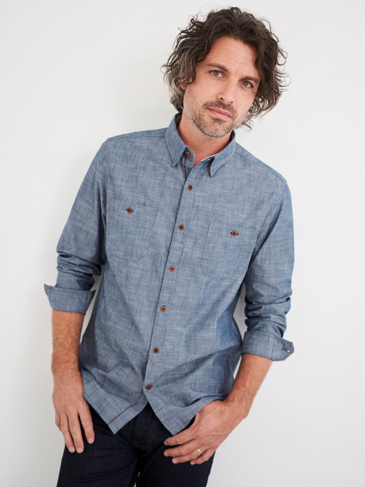 Javan Chambray Shirt