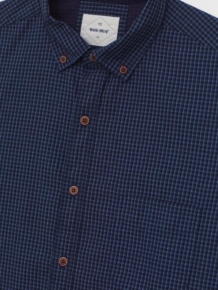 Chital Mini Check Shirt