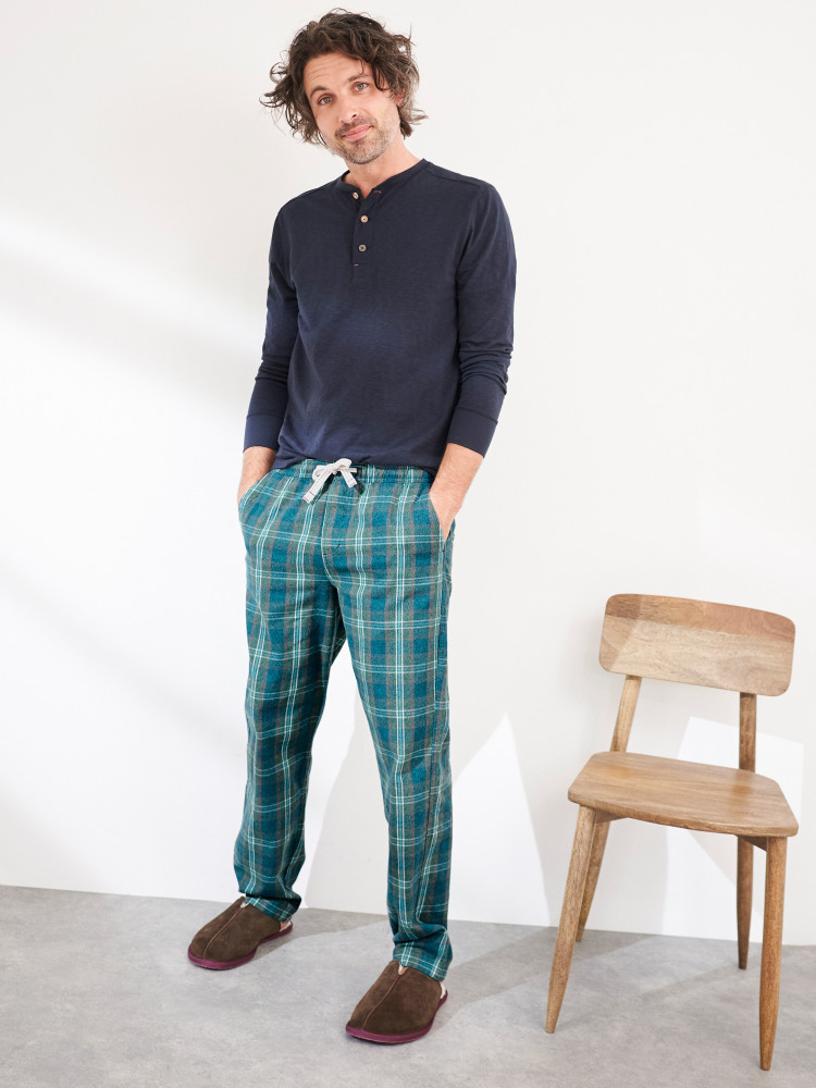 Hemley Check PJ Bottoms