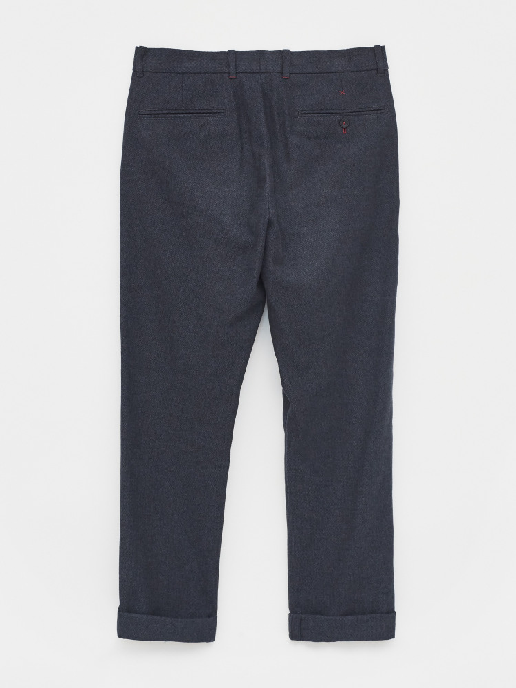 Chukar Herringbone Trousers