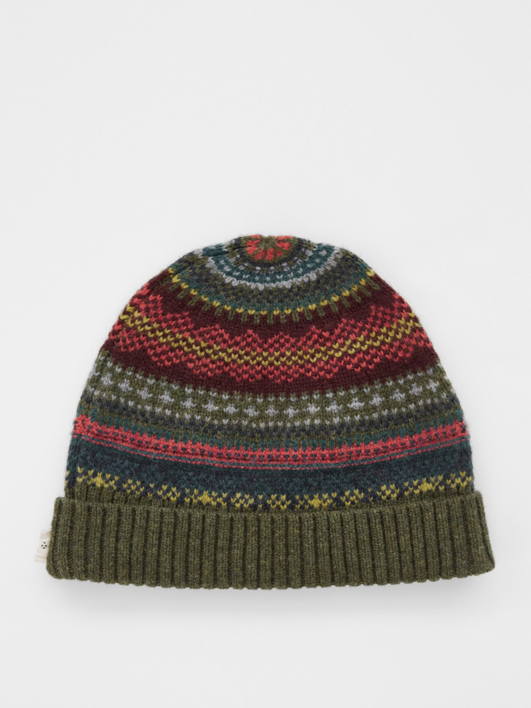 Alpine Fairisle Hat