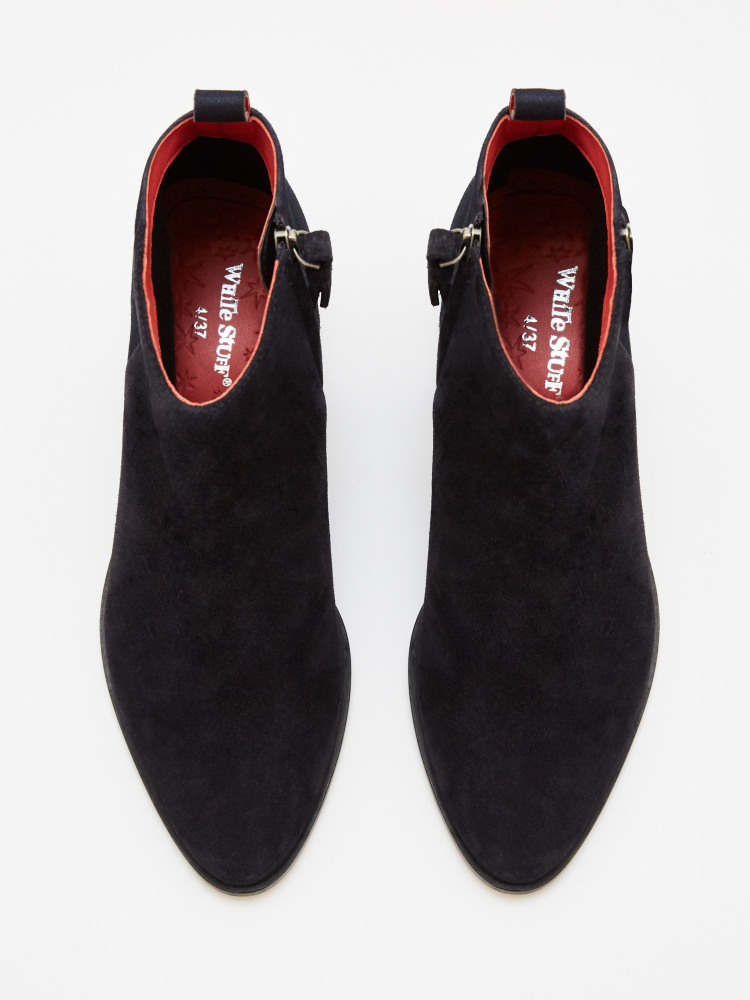 Winnie Mid Ankle Boots