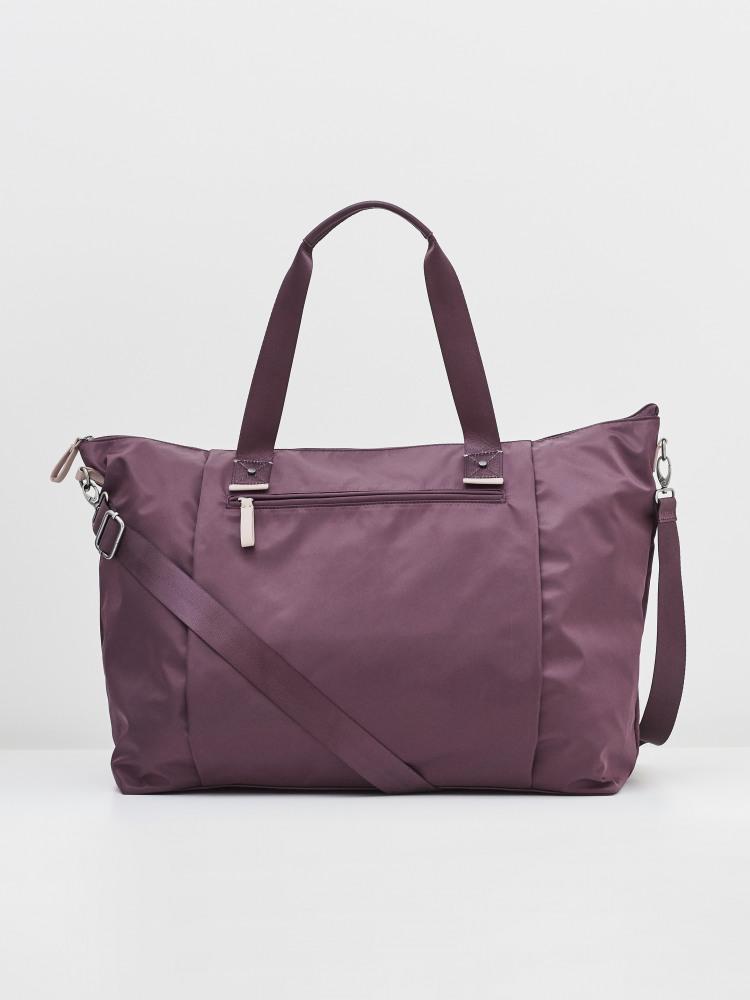 Willow Nylon Weekender Bag