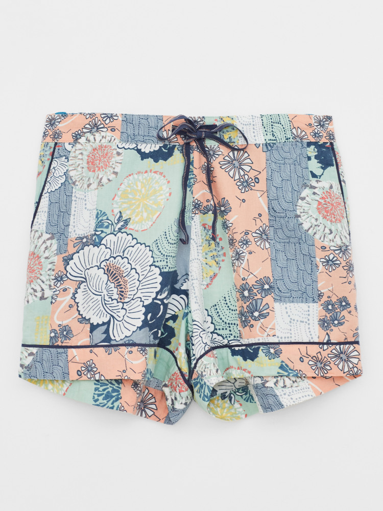 Sloan Woven PJ Shorts
