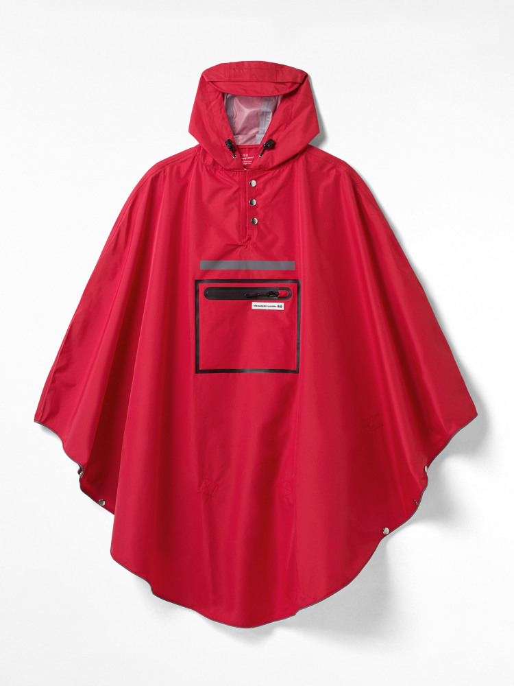 Hardy Peoples Poncho