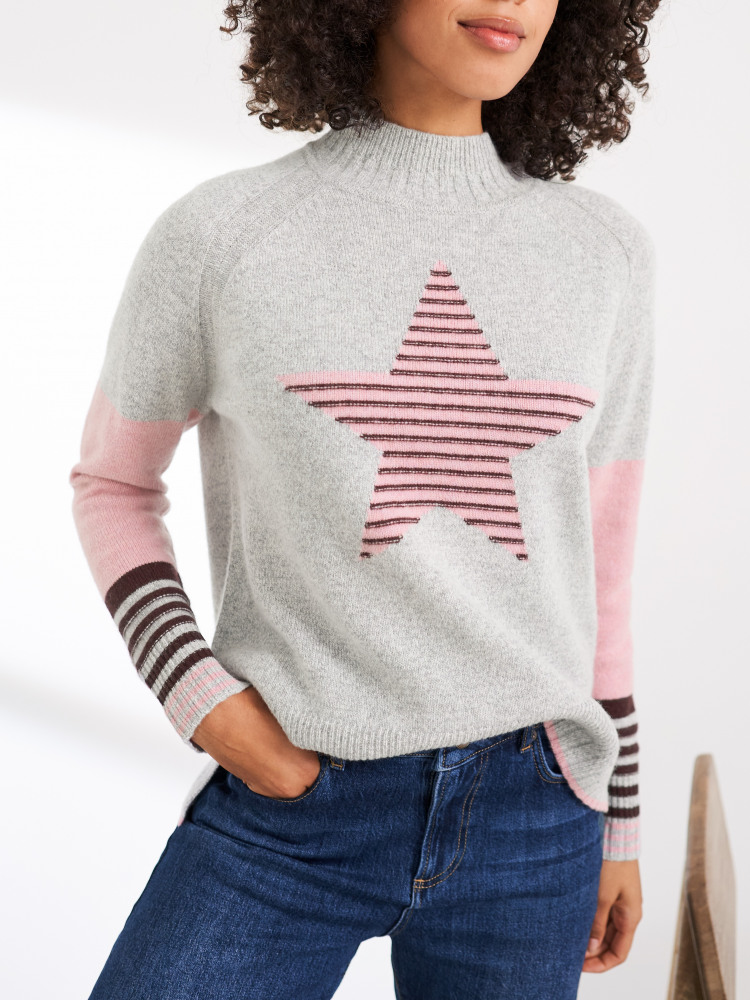 Sally Star Jumper