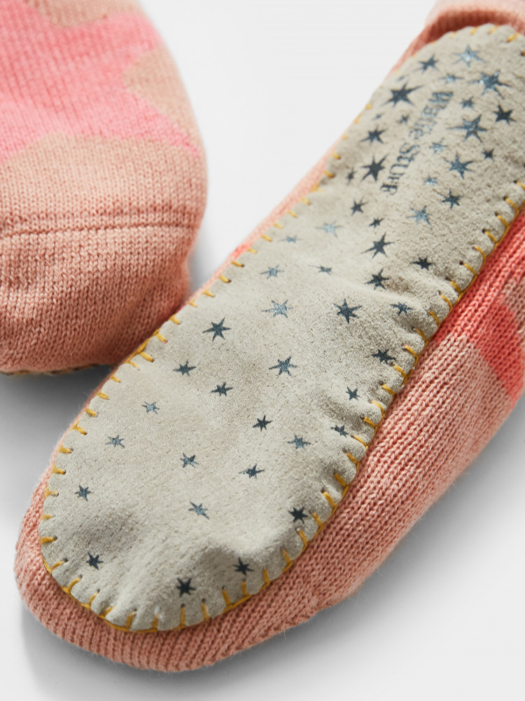 Star Slipper Sock