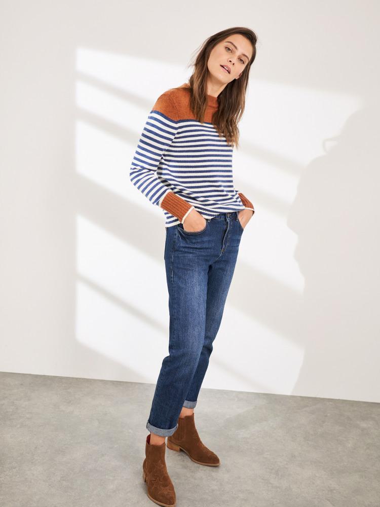 Sunday Stripe Jumper