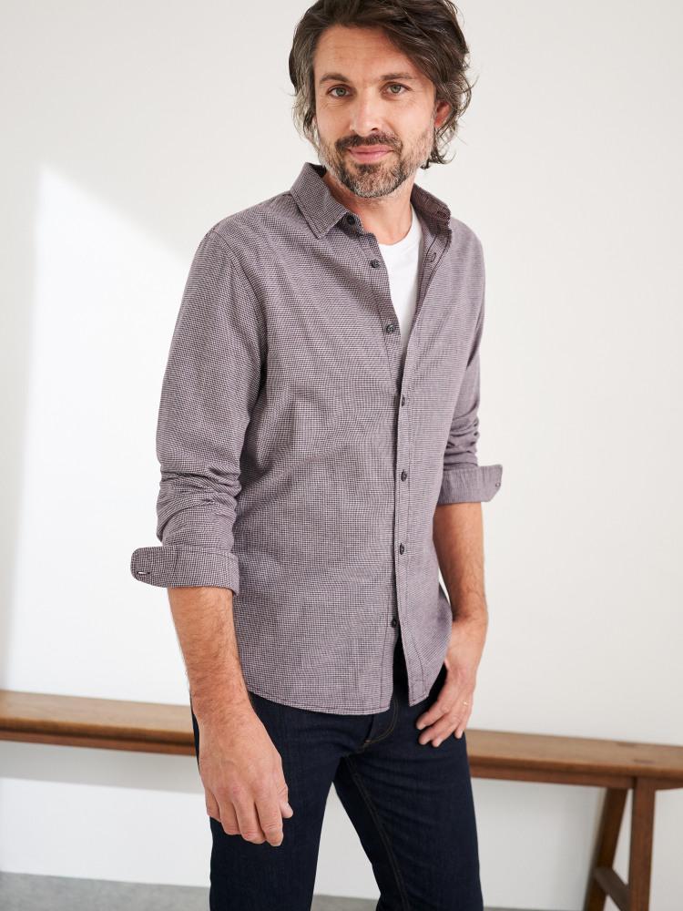 Fritton Check Shirt