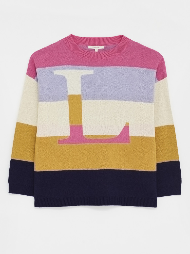 Alphabet Jumper L