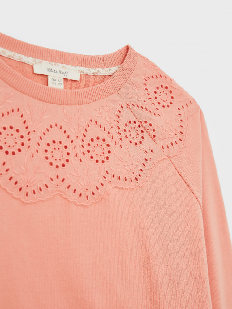 Broderie Sweat