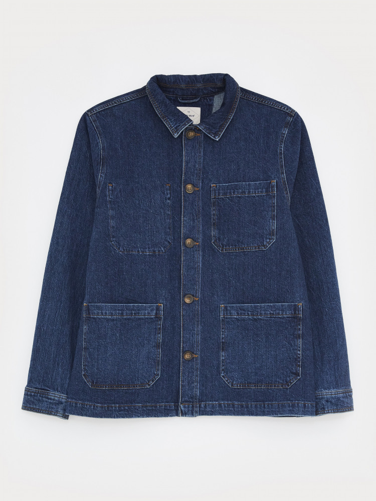 Denim Carpenter Jacket