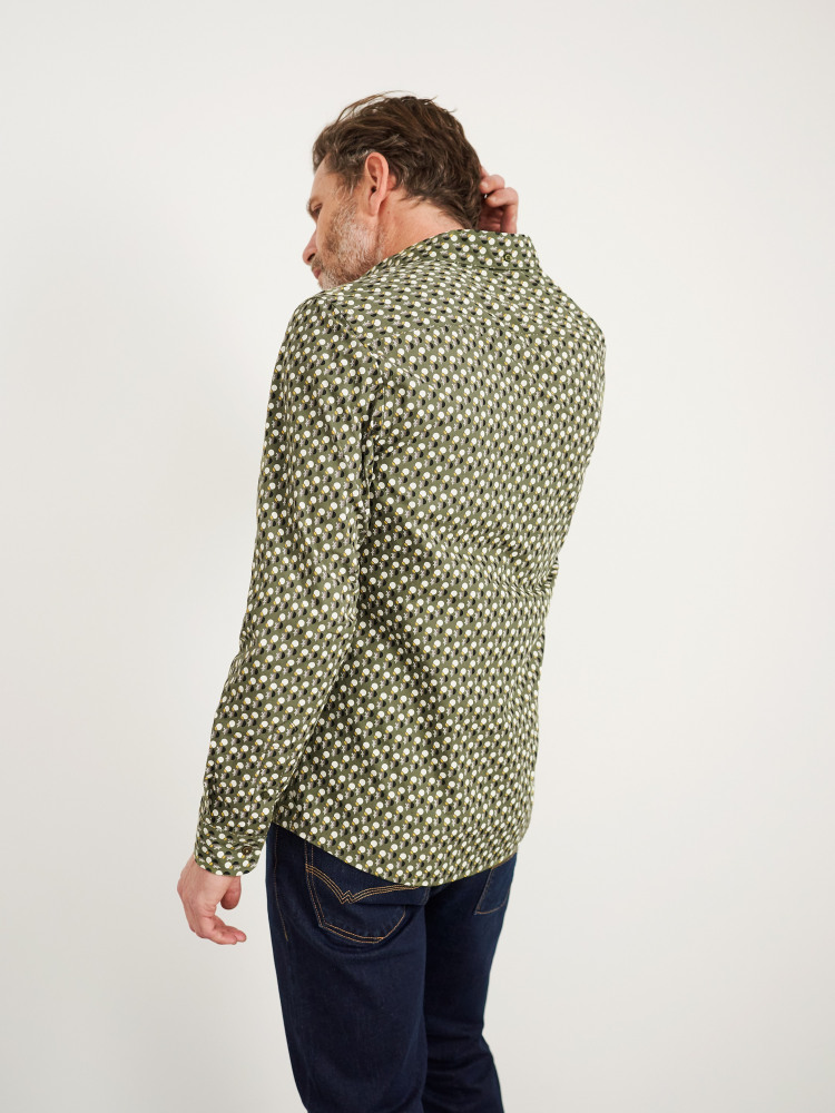 Kyoto Spot Shirt