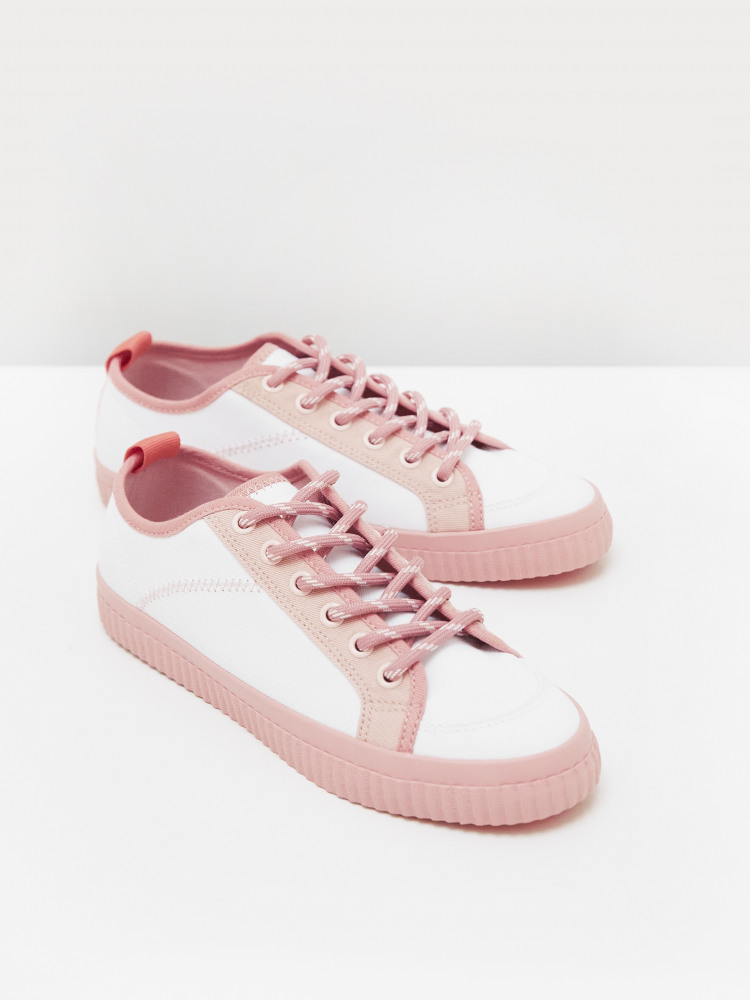 Canvas Colour Pop Trainer