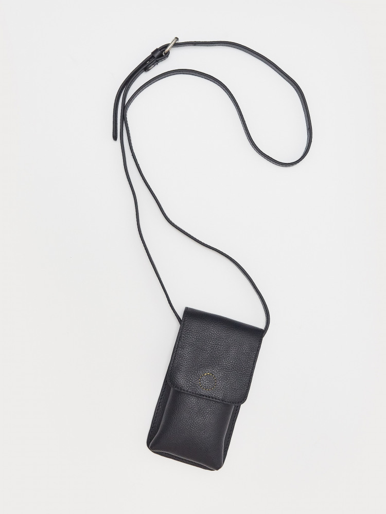 Carrie Leather Phone Bag