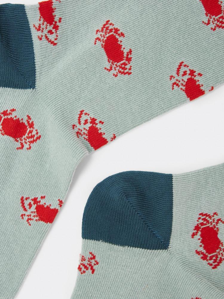 Crab Sock